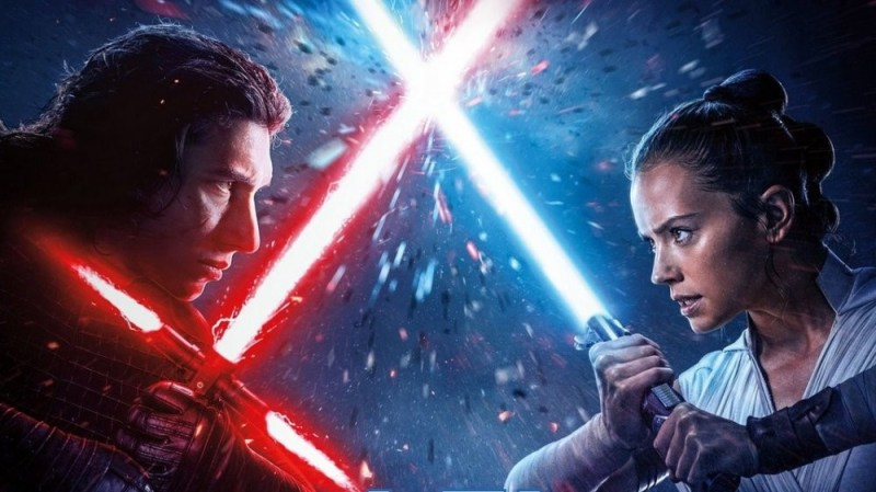 Image result for rey and kylo kissing