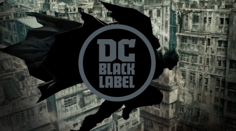DC Comics pausa títulos do Black Label e 5G