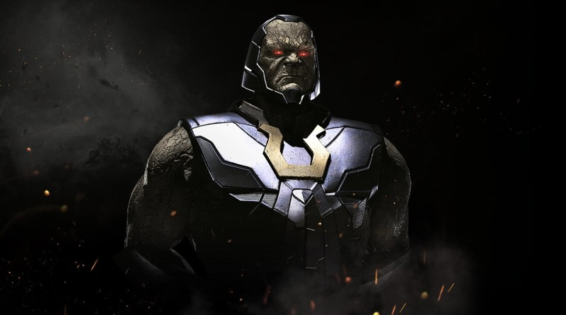 O Darkseid do Snyder Cut!