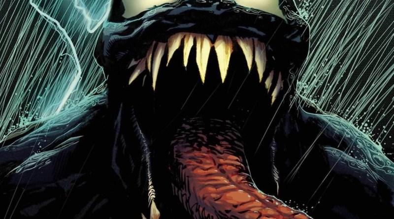 Preview! Venom #27! Venom x Vírus!