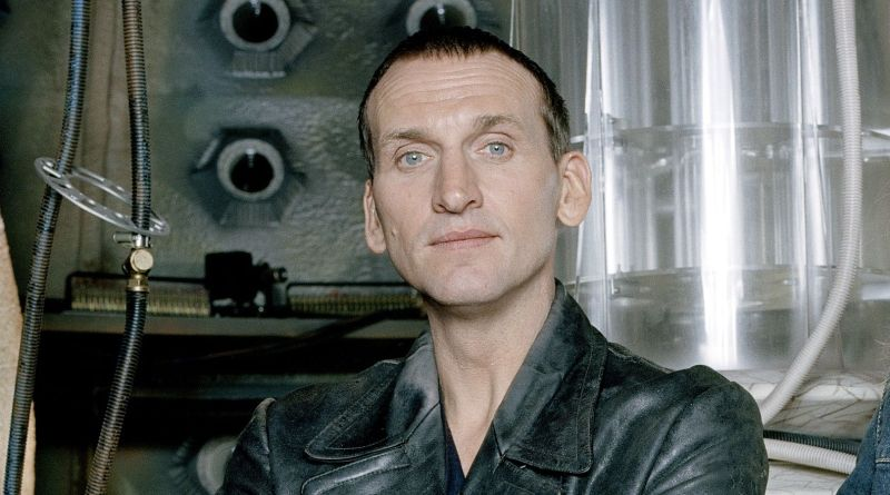 Christopher Eccleston Retorna a Dr Who em Audiobook!