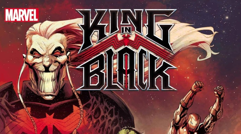 Preview! King in Black #1! Knull!
