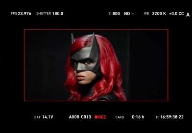 Nova Batwoman da série de TV!