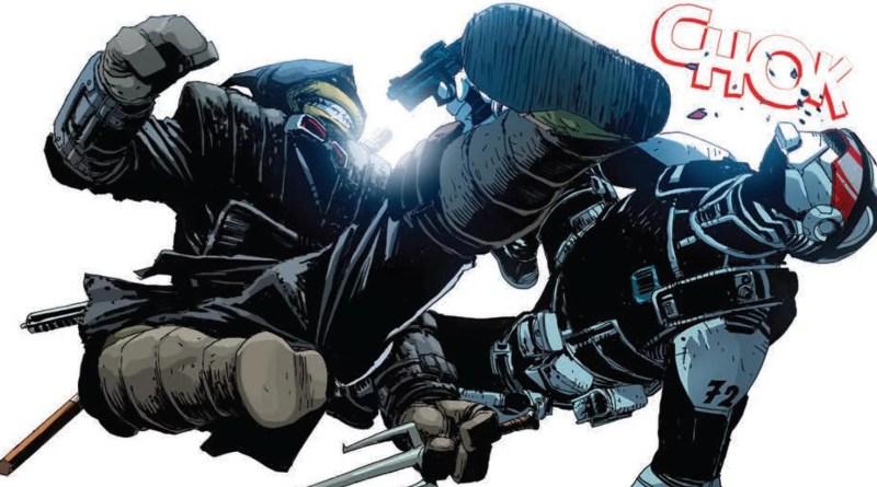 Qual Tartaruga Ninja sobreviveu no futuro?
