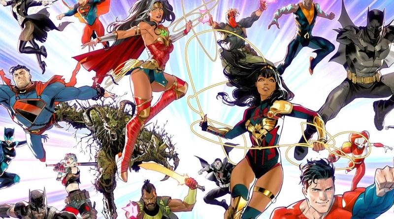 O que DC Future State representa para a DC Comics hoje?