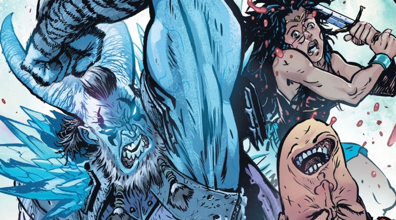 Preview! Endless Winter #1!