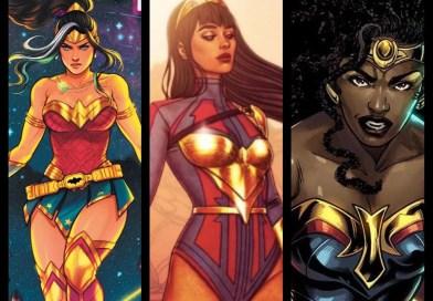 As Mulheres-Maravilha de Future State!