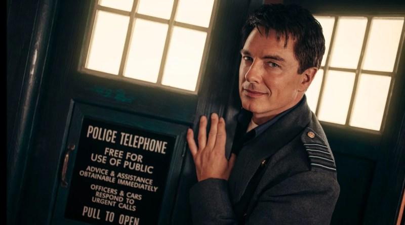 Jack Harkness Retorna no Especial de Natal de Dr Who!