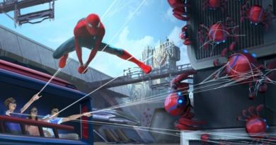 Tom Holland Reprisa O Papel de Peter Parker para Atração do Disneyland Resort!