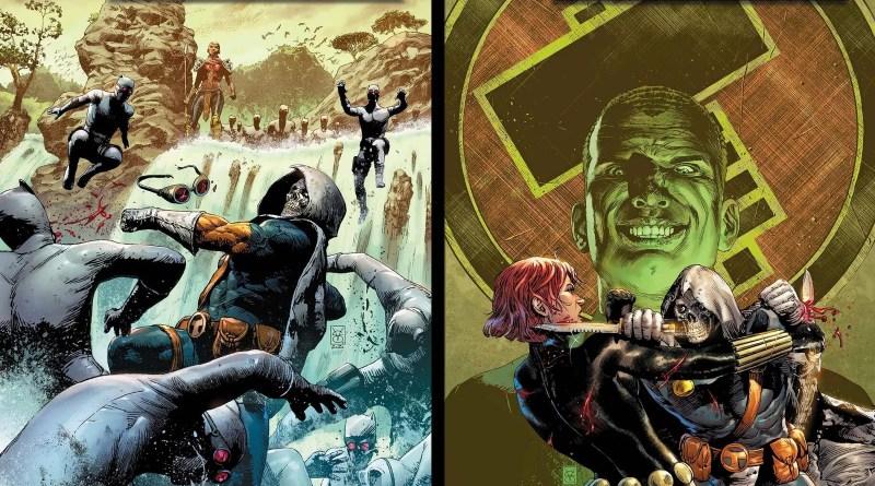 Confira nos Previews de Taskmaster #4 e #5: Viúva Negra! Wakanda!