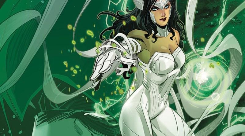 Preview! Infinite Frontier #0! Nova DC!