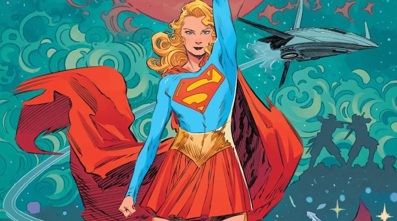 Novo gibi da Supergirl será escrito por Tom King!