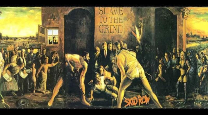 Os 30 Anos de Slave To The Grind!