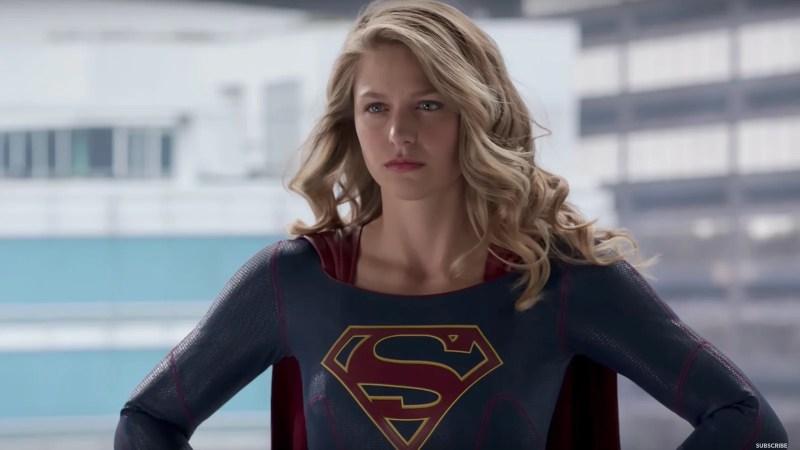 Nem sinal de citarem a Tia Supergirl para os meninos. Porque será heim!?