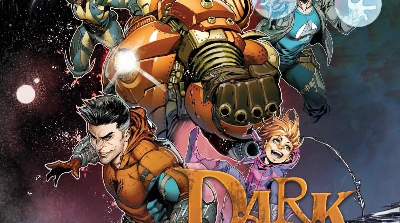 Saga Dark Ages apresenta a filha do Homem-Aranha!