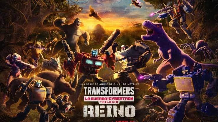 War for Cybertron – O Reino Estreia na Netflix