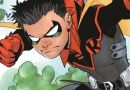 Gibis lá fora: Mensal do Robin de Damian Wayne!