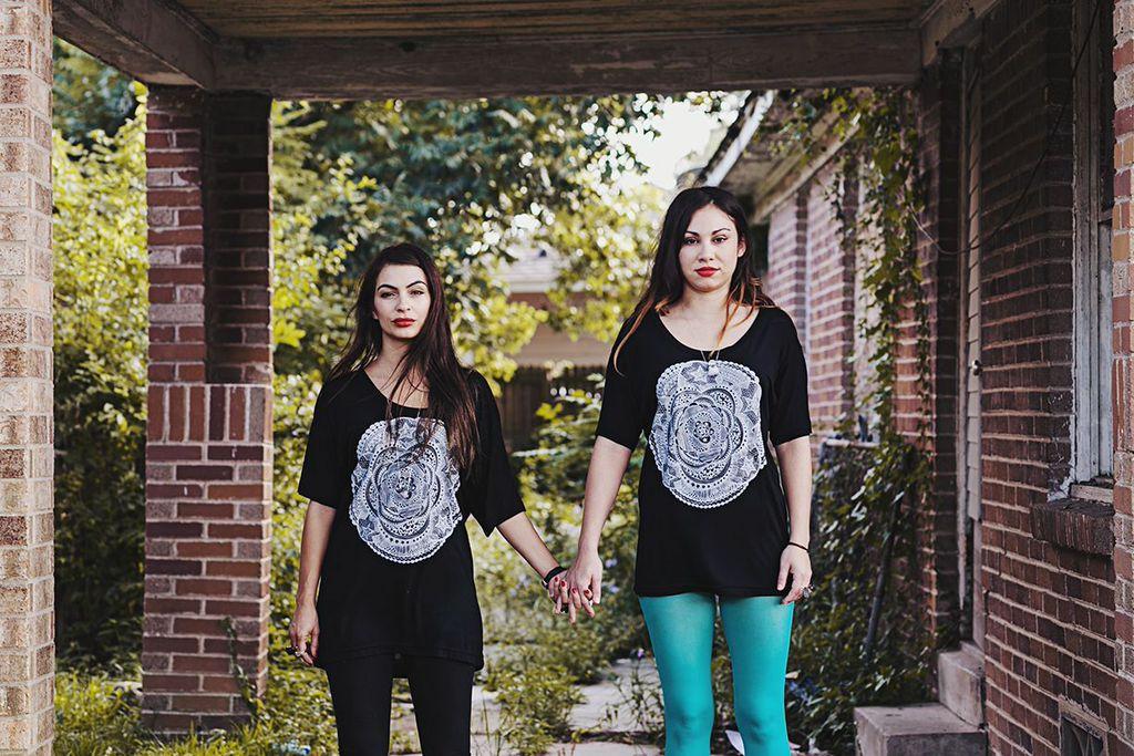 Creepy Girls Abandoned House | Supermaggie Clothing