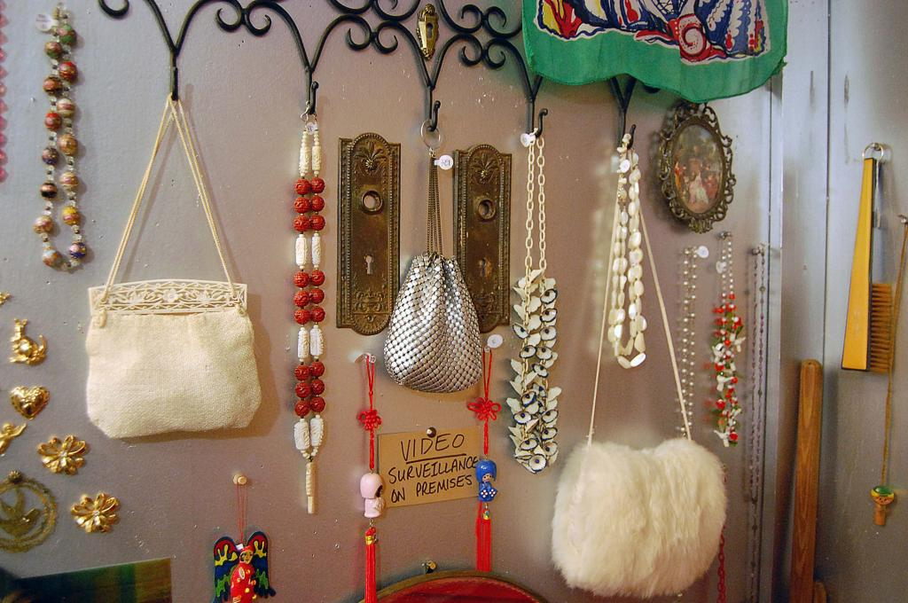 Vintage Jewelry at Accessories at The Place Upstairs | Antiques Vintage and Oddities Shopping Houston