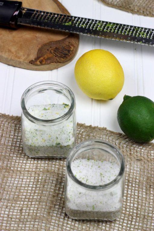 Sea Salt Blends How to Make Kitchen Crafts Cooking Workshops with Pop Shop America