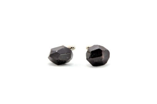 new-garnet-faceted-gemstone-cufflinks-handmade-mens-shopping