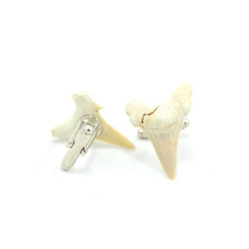 Shark Tooth Cuff Links