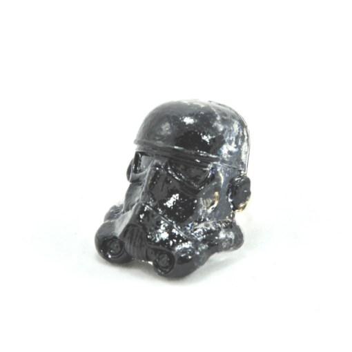 Storm Trooper Ring- black