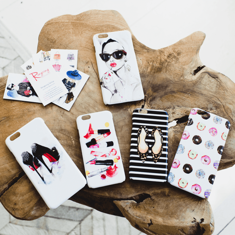 Fashion-Phone-case-by-Rongrong-Illustration