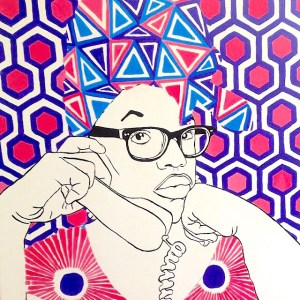 Visual Art by Sheena Rose | Pop Shop America Art Blog