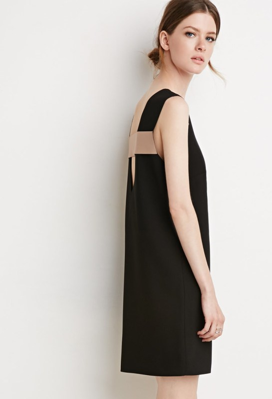 forever 21 dresses with cutout back | summer fashion trends