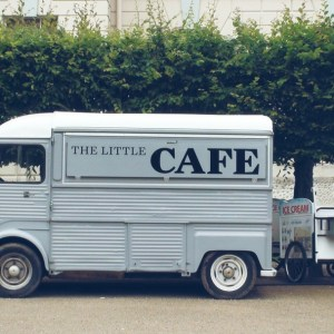 A Cool Food Truck