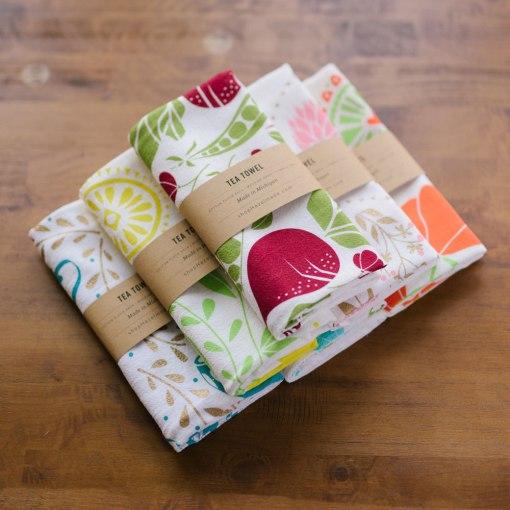 Tea Towels All Together Pop Shop America