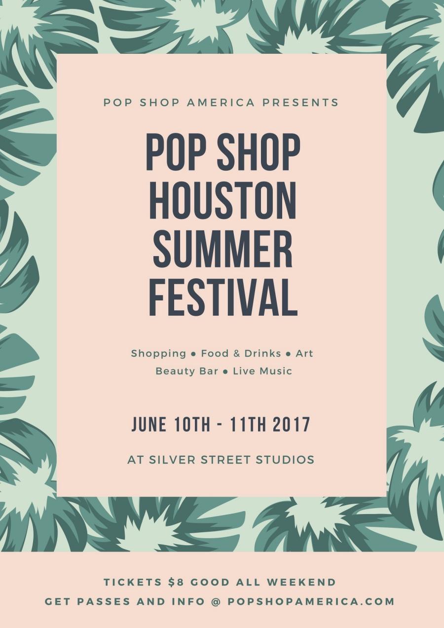pop shop summer festival poster 2017_small