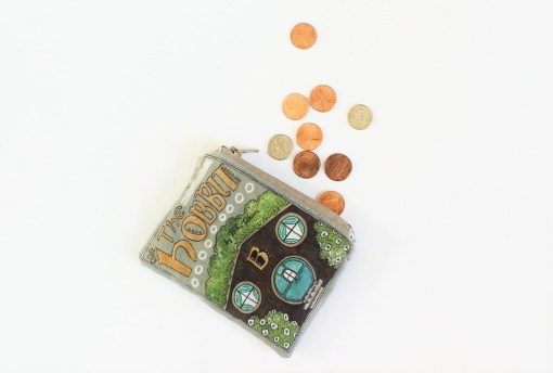 the hobbit book purse pop shop america