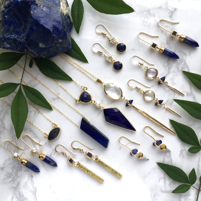 Lapis Lazuli Collection by modern artifacts