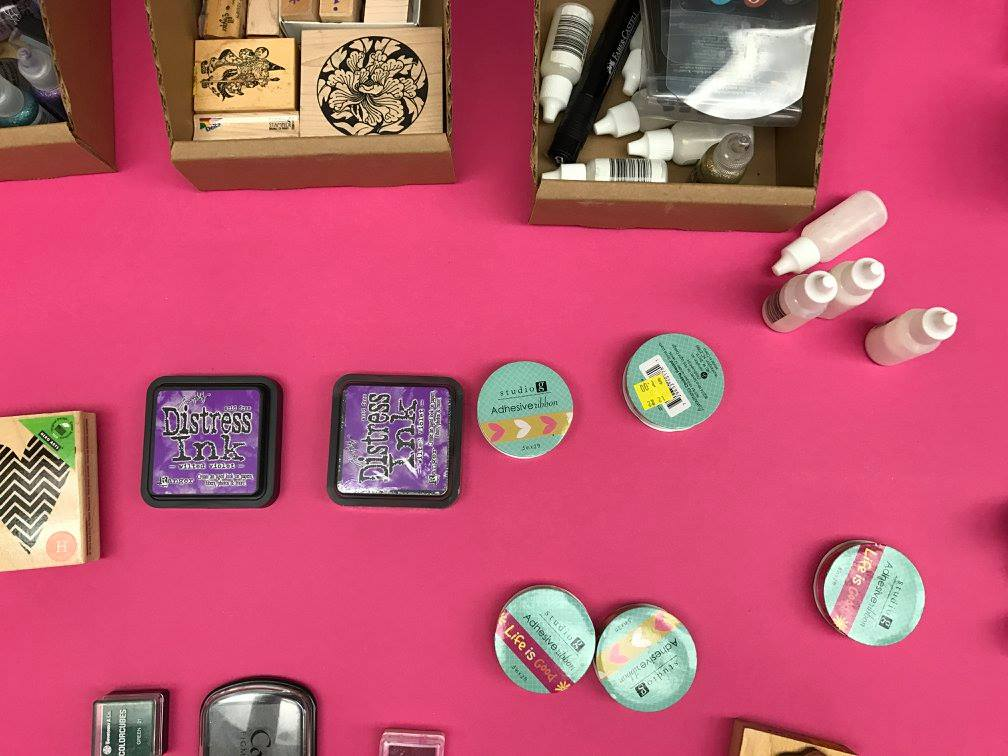 pop shop america workshop at texas art supply