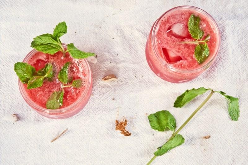 watermelon mojito cocktail recipe pop shop america