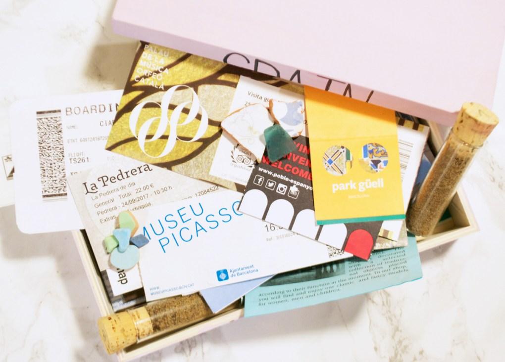 Travel Keepsake Boxes