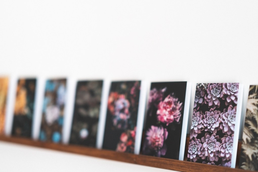 diy flower art photo shelf pop shop america