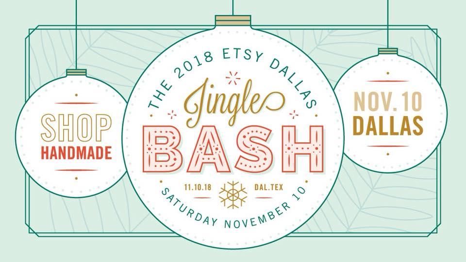 etsy dallas jingle bash 2018 pop shop america
