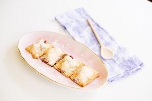Mini Cherry Hand Pies