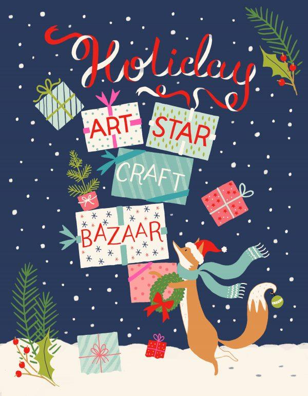 holiday art star craft bazaar philadelphia pa