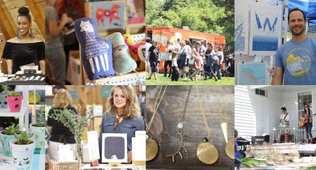 strawberry swing indie craft fair kansas city
