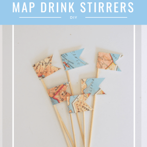 diy map cocktail stirrers hero pop shop america