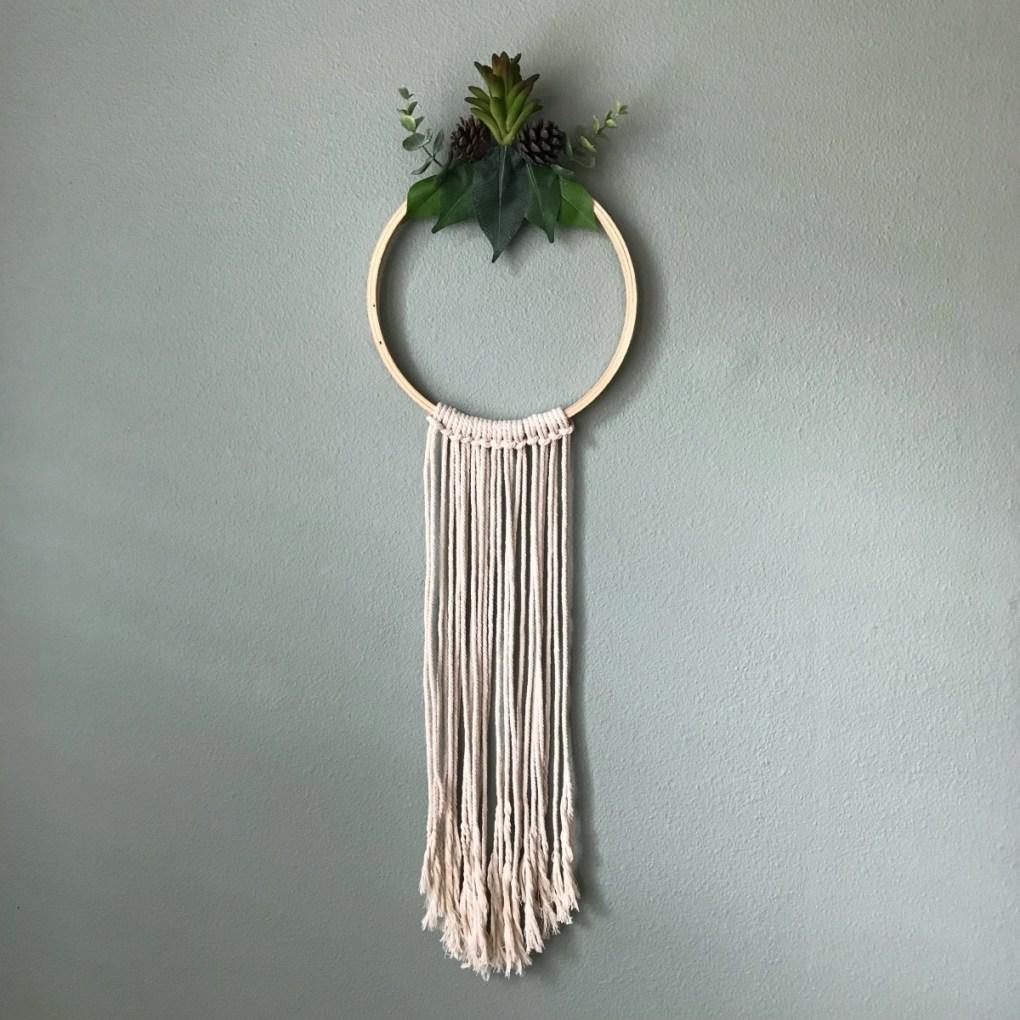 fall minimalist wreath diy pop shop america
