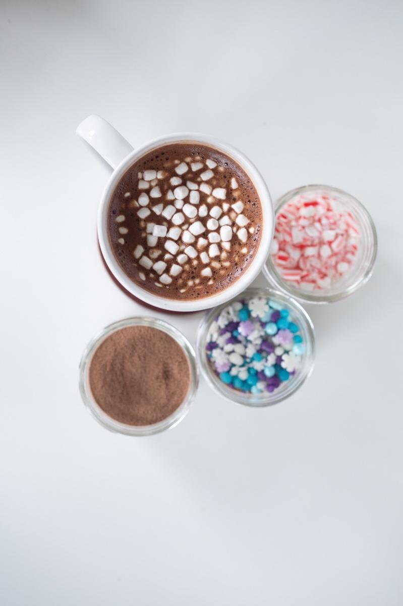 final hot chocolate mix recipes in mason jars
