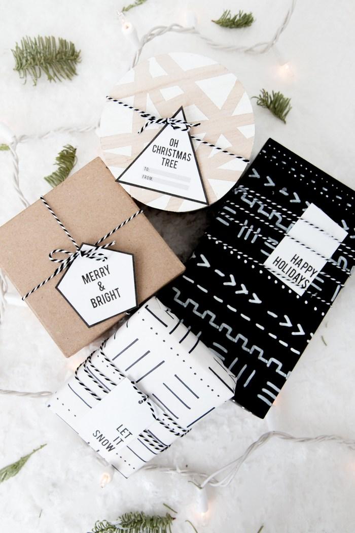 free printable minimalist gift tags-15