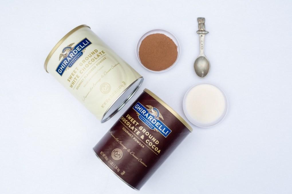 layered hot chocolate mason jar mixes pop shop america