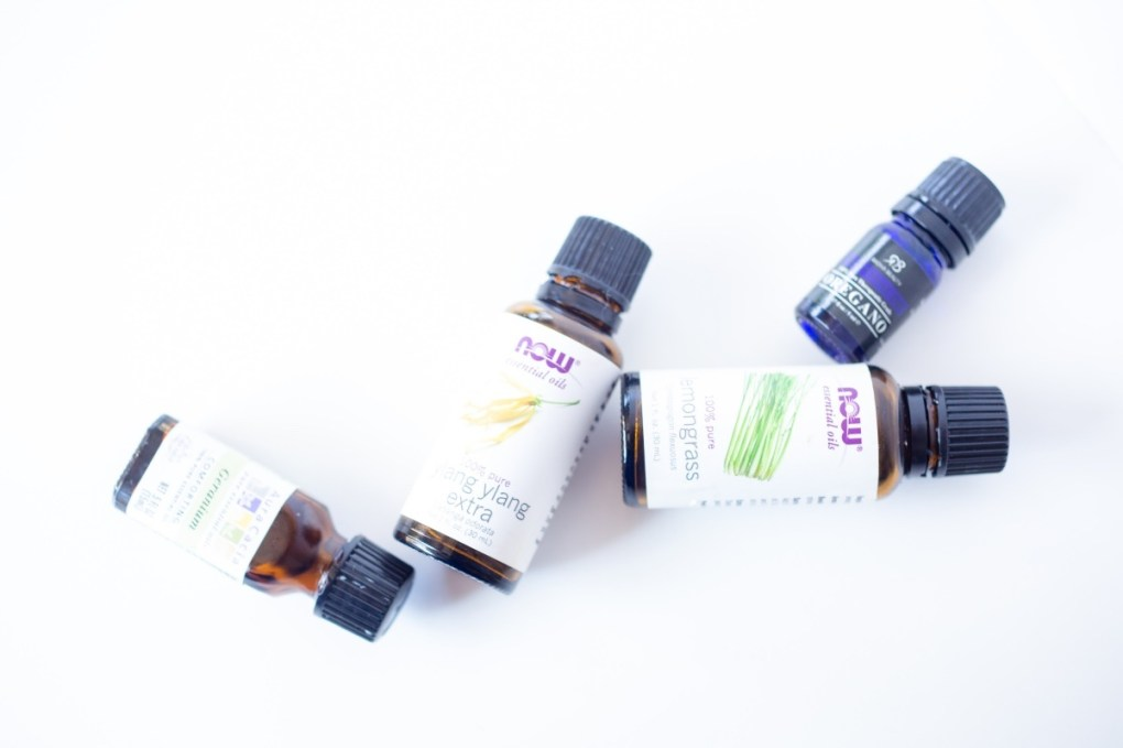 lots of essential oil blends for a diy reed diffuser pop shop america