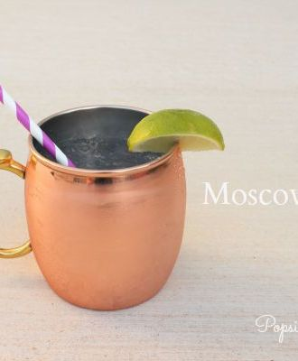 Drink: Moscow Mule